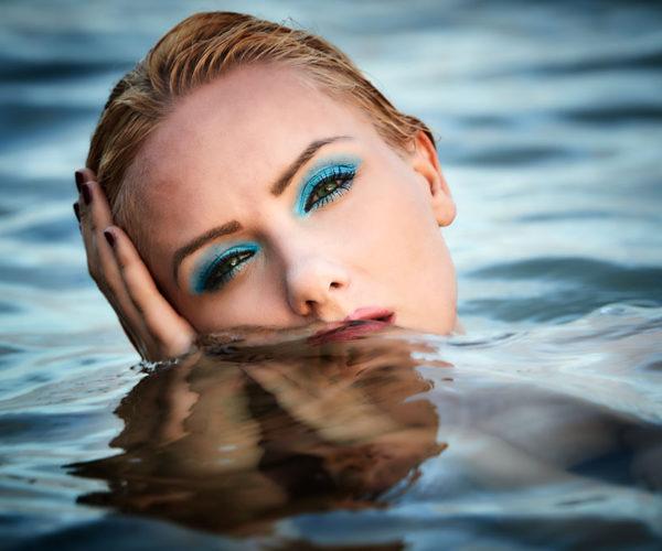 Portrait Silver Sea
