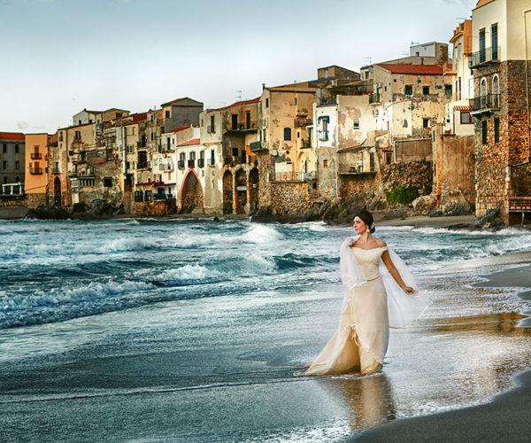 Wedding Sea